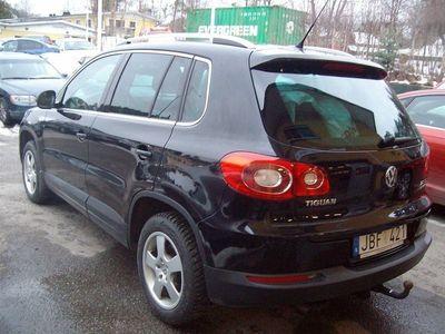 begagnad VW Tiguan 2.0 TDI/ 4-MOTION/TOUCH SKÄRM