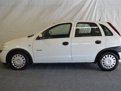 begagnad Opel Corsa 5D 1.2 COMFOR / MAN / 75 HK NYBES -02