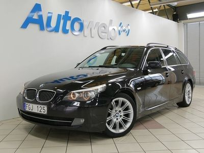 begagnad BMW 525 d 197hk Touring