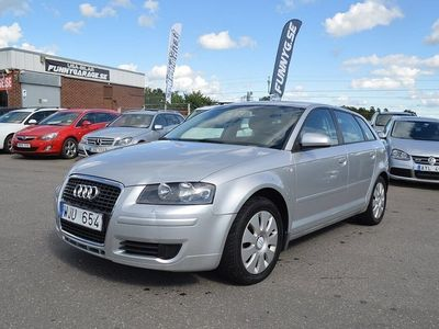 begagnad Audi A3 Sportback 2.0 FSI TipTronic Attraction, Comfort 150hk