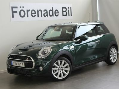 used Mini Cooper S 3dr Aut