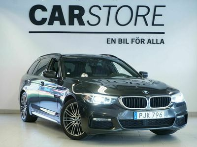 begagnad BMW 520 d 190HK M - sport Panorama HiFi Navi Drag