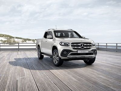 begagnad Mercedes 250 X-ClassPower & Style / Låga skatten