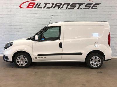 begagnad Fiat Doblò Van 0.7 t 0% RÄNTA Nordic L1H1 105hk HELT NY
