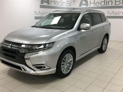 begagnad Mitsubishi Outlander Komfort PHEV