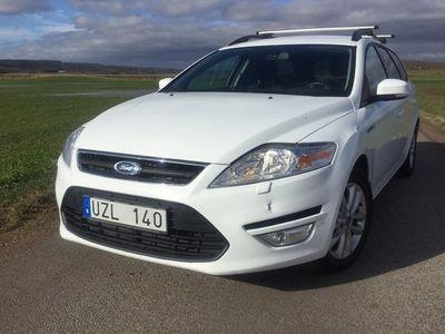 begagnad Ford Mondeo 1.6 Duratorq TDCi Kombi (116hk)