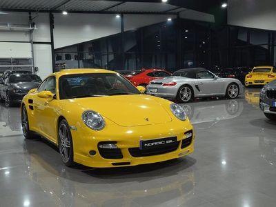 begagnad Porsche 997 Turbo UNIK MIL: 5570