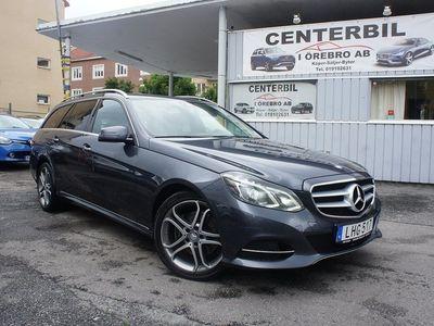 brugt Mercedes 250 E-KlassT BlueTEC 4MATIC 7G-Tronic Plus 204hk