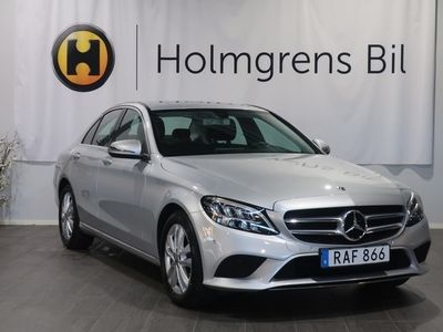 begagnad Mercedes C220 d Sedan (194hk) Nav Backkamera