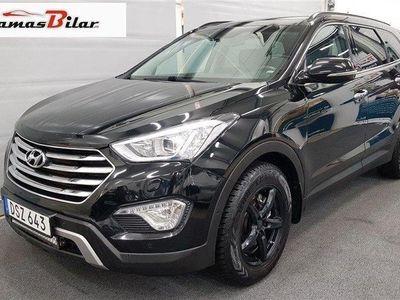 begagnad Hyundai Grand Santa Fe DM