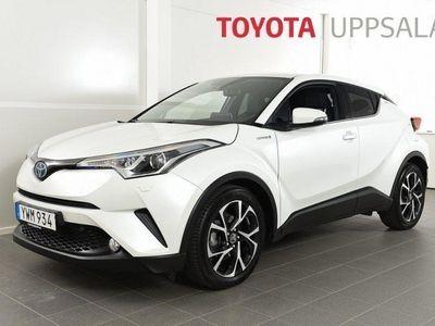 used Toyota C-HR 1,8 Elhybrid X-Edition Skinn JBL -18