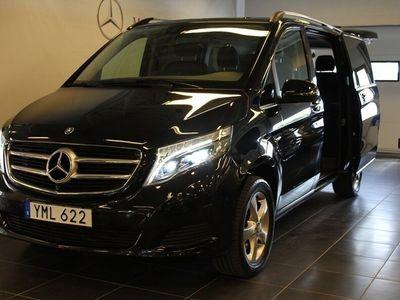 begagnad Mercedes Vito 250 4MATIC / Avantgarde / 360 kamera / 7-sits