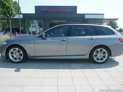 begagnad BMW 525 d xDrive 218hk M Sport Aut. Drag Svensksåld