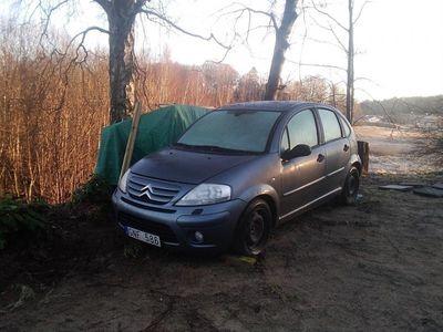 begagnad Citroën C3 1.6