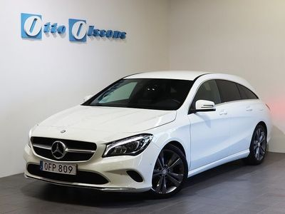 begagnad Mercedes CLA200 Shooting Brake Aut, Drag