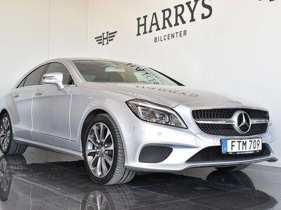 begagnad Mercedes CLS350 d 9G-Tronic GPS EU6 258