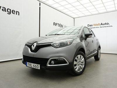 "begagnad Renault Captur 0.9 TCe 90HK Eu6 ""Vinterhjul"""