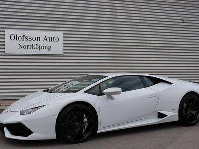 begagnad Lamborghini Huracán HuracánCoupe Novitec