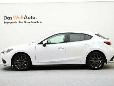 begagnad Mazda 3 Sport Skyactive165 Navigation