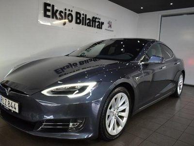 used Tesla Model S 75D AWD 524hk Single Speed Facelift