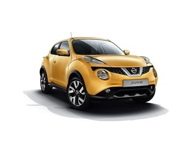 begagnad Nissan Juke DIG-T 115 N-Connecta Part Leather