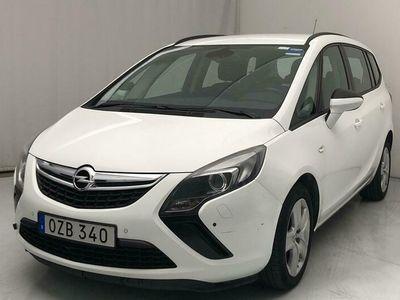 begagnad Opel Zafira Tourer 1.6 CNG ecoFLEX
