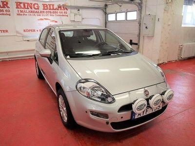 begagnad Fiat Punto 1.4 69hk Natural 1ägare 2000mil