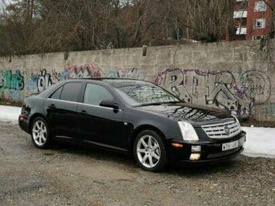 begagnad Cadillac STS northstar V8 AWD SVENSKSÅLD