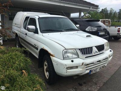 begagnad Mitsubishi L200 bes till 200531 -06