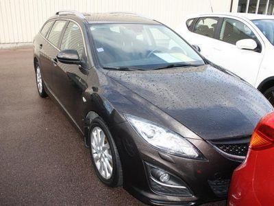 begagnad Mazda 6 2,2 DE AdvancePlus Kombi (163hk)
