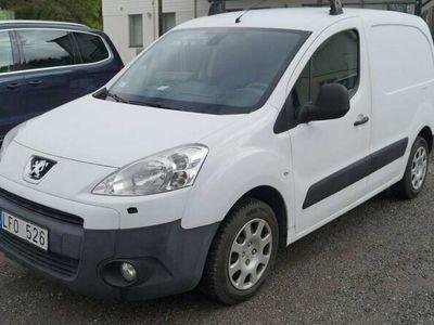 begagnad Peugeot Partner 1,6 HDI