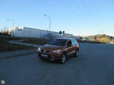 brugt Seat Ateca TDI 190 4Drive DSG7 Xcellence