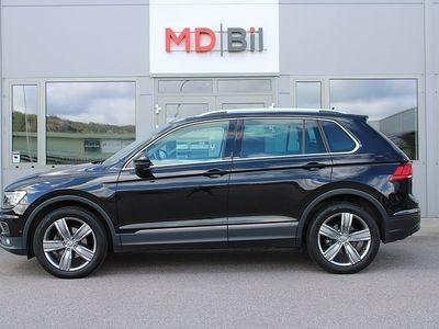 begagnad VW Tiguan TSI 4M Executive Drag Värmare Nyservad