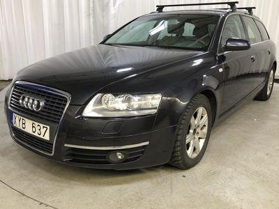 usado Audi A6 3.2 FSI Avant quattro (255hk)