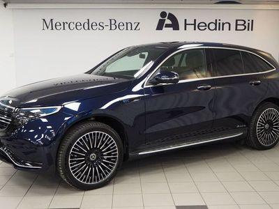 begagnad Mercedes EQC - Benz400 4MATIC