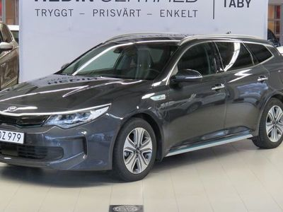 gebraucht Kia Optima SW PHEV Advance Plus 2.0 205hk Automat