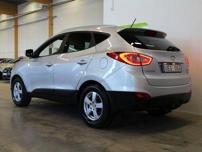 begagnad Hyundai ix35 1,7 CRDi Business Drag, M-Värm