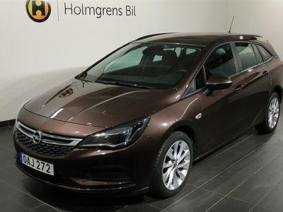 begagnad Opel Astra Enjoy 1.4T / 125hk Pluspaket, Ergostolar, SUMMERSALE