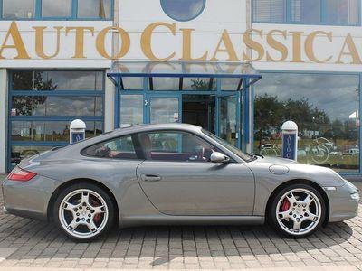 begagnad Porsche 911 Carrera Carrera