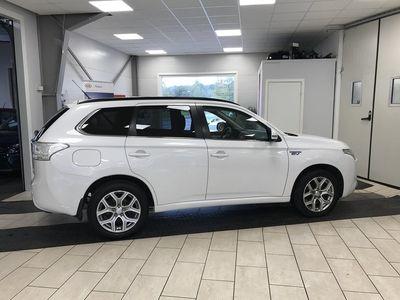 begagnad Mitsubishi Outlander 2,0 PHEV Business AWD