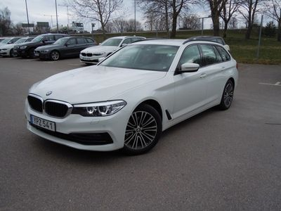 used BMW 520 d Touring Sport Line Automat Connected Navigation