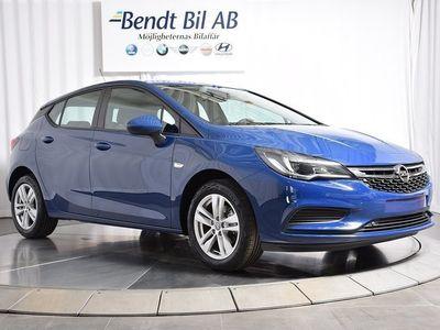 begagnad Opel Astra Enjoy 1,0t / 105 hk -19