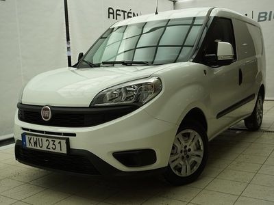 begagnad Fiat Doblò 1.3 Multijet L1H1 Nyservad, V-Hjul, Momsbil