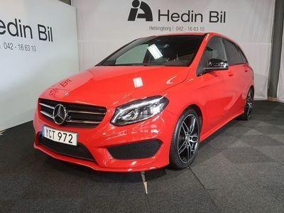 begagnad Mercedes B180 7G-DCT AMG-Line / Backkamera