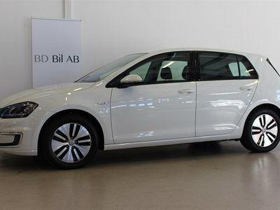begagnad VW Golf e-Golf VII AUT NAVI 2097 MIL