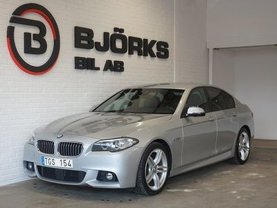 begagnad BMW 535 d Sedan 313hk M Sport Se Spec -14