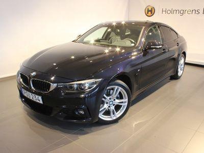 begagnad BMW 420 Gran Coupé d xDrive M Sport / Connected / Parking