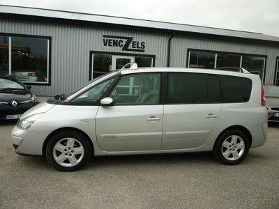 begagnad Renault Grand Espace 2.0 Turbo Automat Privil -05
