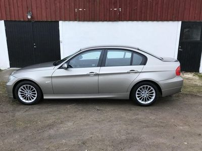 begagnad BMW 320 d Advantage, Comfort