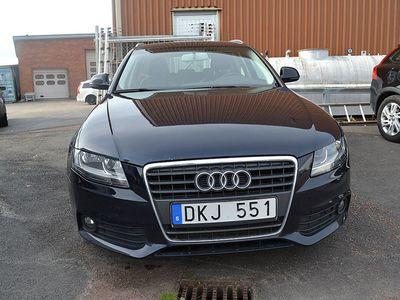 begagnad Audi A4 Avant 2009, Kombi 59 000 kr